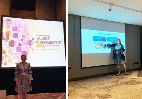 We were delighted to speak at Talent Management Asia 2019
